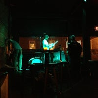 Photo taken at Green Room Athens by Alyson F. on 1/18/2013