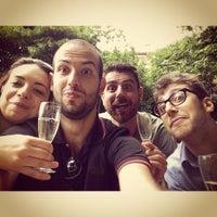 Photo taken at Savignone by Ricky G. on 7/6/2014