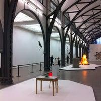 Photo taken at Hamburger Bahnhof - Museum für Gegenwart by Andrey K A. on 10/5/2012