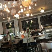 Photo taken at Tatte Bakery & Café by Watzker A. on 3/20/2013