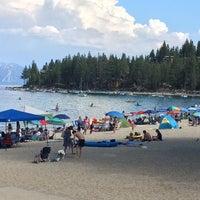 Photo taken at Meeks Bay Resort by Hans V. on 7/28/2016