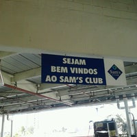 Photo taken at Sam's Club by Marcos V. on 12/3/2012