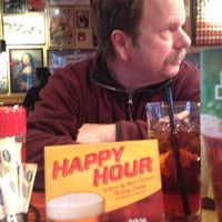 Photo taken at Red Robin Gourmet Burgers by Dylan D. on 12/20/2013