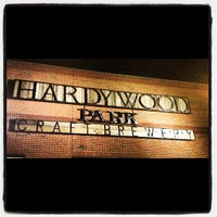 Photo taken at Hardywood Park Craft Brewery by Kelsey on 9/28/2012