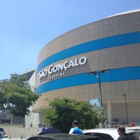 Foto tirada no(a) São Gonçalo Shopping por Kaio em 2/18/2013