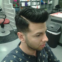 Photo taken at Supercuts by Julie L. on 2/4/2014
