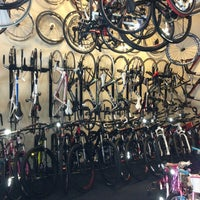 Photo taken at Strictly Bicycles by Nina on 2/3/2013