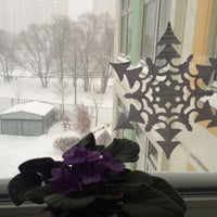 Photo taken at Детский сад № 2433 by Olga on 12/25/2014