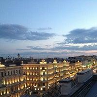 Снимок сделан в Москва пользователем Selezneva.Olga 7/6/2013