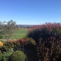 Photo taken at Lucas Vineyards by Andy C. on 10/12/2013
