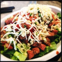 Photo taken at Chipotle Mexican Grill by Pinkz C. on 6/26/2013