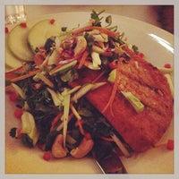 Photo taken at Amarin Thai Restaurant by Pinkz C. on 4/18/2013