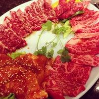 4/30/2013にPinkz C.がTsuruhashi Japanese BBQで撮った写真