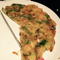 Photo taken at Han Gang Korean Cuisine by Julia J. on 5/21/2015
