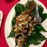 Photo taken at Saban-Nga Restaurant by ZENG MIAOPP☘曾苗 on 8/16/2013