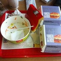Photo taken at McDonald's by Особенный Тип on 6/26/2013