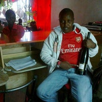 Photo taken at Campia Ethiopian Restaurant by Akasha T. on 11/16/2014