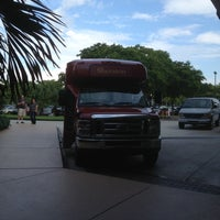 Photo taken at Sheraton Fort Lauderdale Airport & Cruise Port Hotel by Nancy R. on 10/19/2012