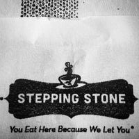 Photo taken at Stepping Stone Cafe by Jason L. on 6/23/2014