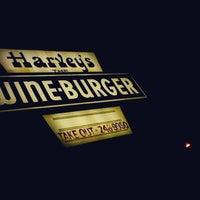 Photo taken at Harvey's Wine Burger by Jason L. on 1/14/2017