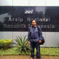 Photo taken at Arsip Nasional Republik Indonesia (ANRI) by Andrie-Enno on 12/14/2012