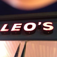 Photo taken at Leo's Restaurant And Pizzeria by Marianne on 10/21/2012