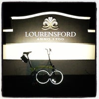 Photo taken at Lourensford Wine Estate by Dion F. on 3/20/2013