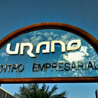 Photo taken at Centro Empresarial Urano by Jorge Bugal V. on 11/28/2011