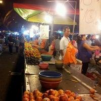 Photo taken at Pasar Malam Sri Rampai by Sandra T. on 6/7/2012