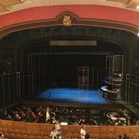 Снимок сделан в Новая опера пользователем Мария 6/11/2013