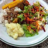 Photo taken at Restaurante Sabor Brasil by Ana Claudia P. on 11/6/2013