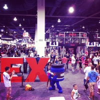 Photo taken at South Hall LVCC by Kyrsten on 9/29/2012