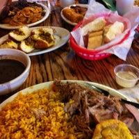 Photo taken at Liborio's Latin Cafe & Catering by Toni P. on 10/14/2013
