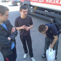 Photo taken at винотека Стрижамент На Бруснева by Sergey B. on 4/28/2013