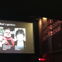 Photo taken at The Bloor Hot Docs Cinema by Jenn Y. on 9/18/2016