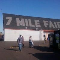 Photo taken at 7 Mile Fair by Ruben C. on 9/15/2012