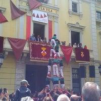 Foto tomada en Plaça de l'Ajuntament por Daniel R. el 4/21/2013