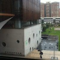 Photo taken at Universidad El Bosque by Juancho Andrade on 4/19/2013