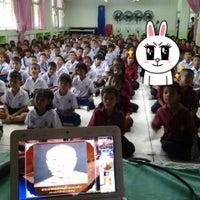 Photo taken at โรงเรียนบ้านนายผล by ธรรศ ธ. on 6/11/2013