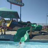 Photo taken at Roaring Springs Water Park by Anka on 6/29/2017