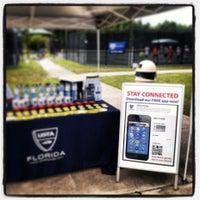 Photo taken at USTA Florida by Brad W. on 7/19/2013