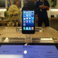 Photo taken at Apple Pioneer Place by Elliot C. on 6/11/2013