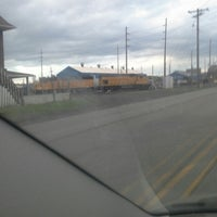 Photo taken at Stopped By A Train Errr by Java D. on 5/1/2014