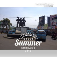 Photo taken at Soreang by Ruden F. on 9/17/2014