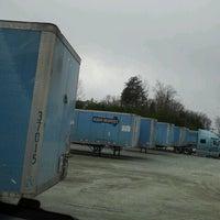 Photo taken at Werner Drop Yard Greensboro Nc by Darrell M. on 3/25/2013