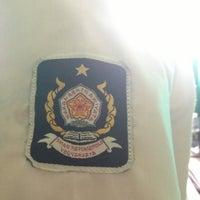 Photo taken at SMA Negeri 1 Kasihan by Naufal H. on 9/3/2013