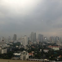 Photo taken at AVANI Atrium Bangkok by Pervez T. on 1/28/2013