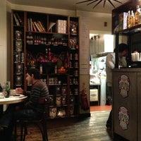 Photo taken at Taqueria by Eli on 10/27/2012