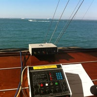 Photo taken at Royal Yacht Squadron by Neil S. on 7/19/2013