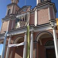 Photo taken at Iglesia De Andacollo by Valeria on 1/8/2013
